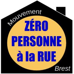 Zero personne à la rue Brest